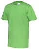 T-shirt met ronde hals - groen - kinderen