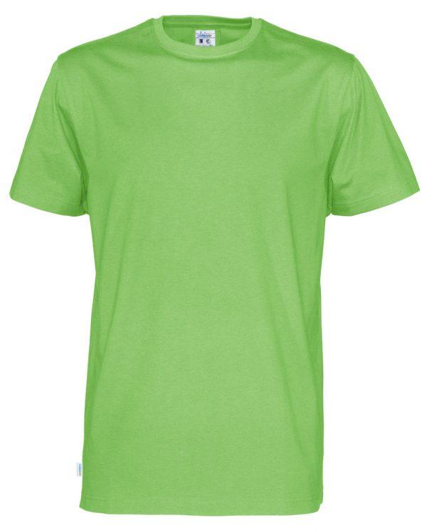T-shirt met ronde hald - groen - heren