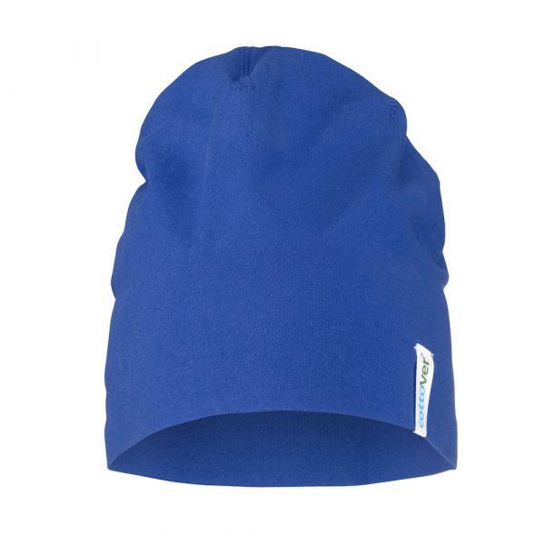 Beanie - koningsblauw