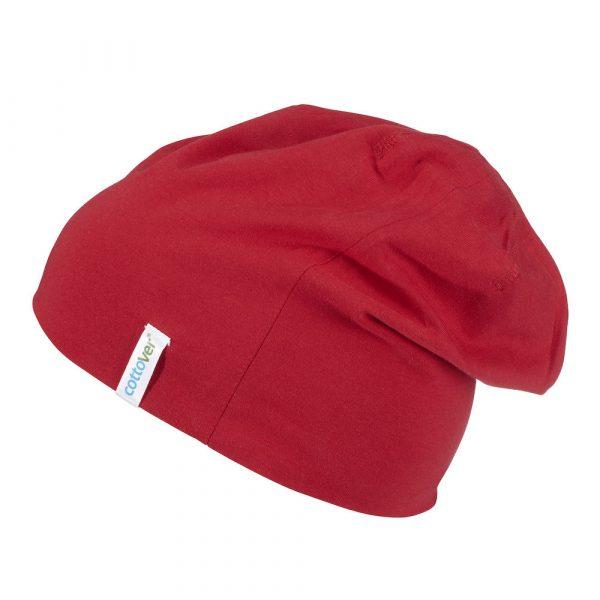 Beanie - rood