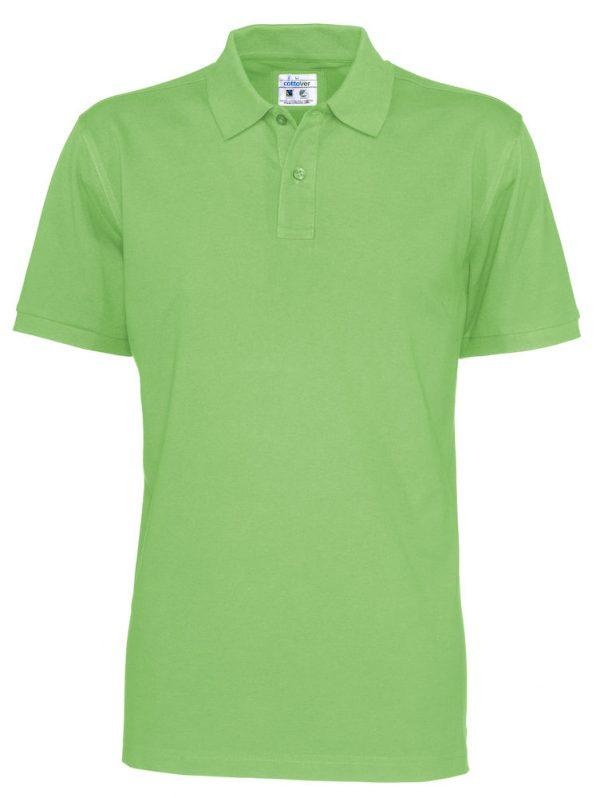 Polo met korte mouwen - groen - heren