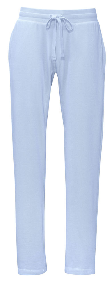 Joggingsbroek - licht blauw - heren