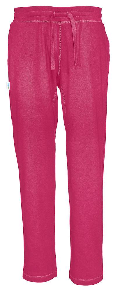 Joggingsbroek - donker roze - heren