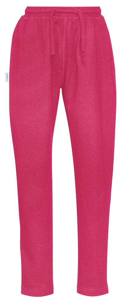 Joggingsbroek - donker roze - kinderen