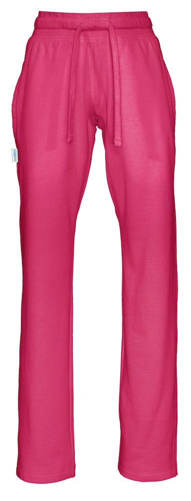 Joggingsbroek - donker roze - dames