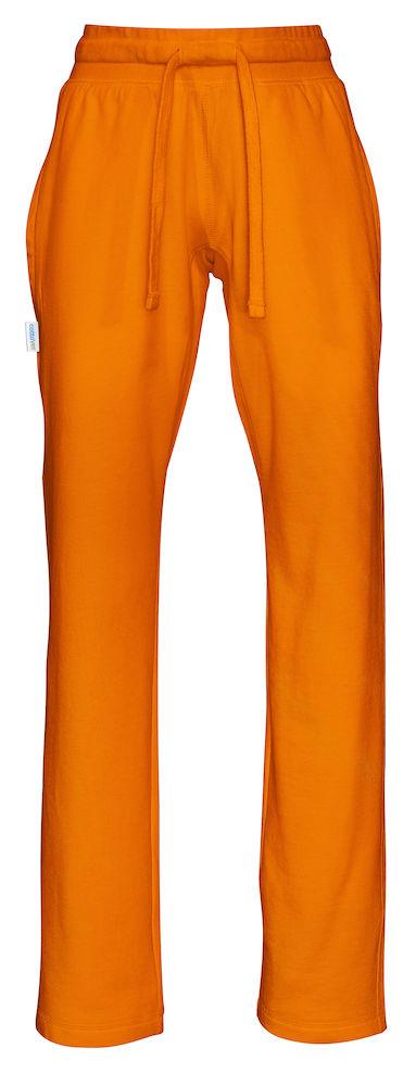 Joggingsbroek - oranje - dames