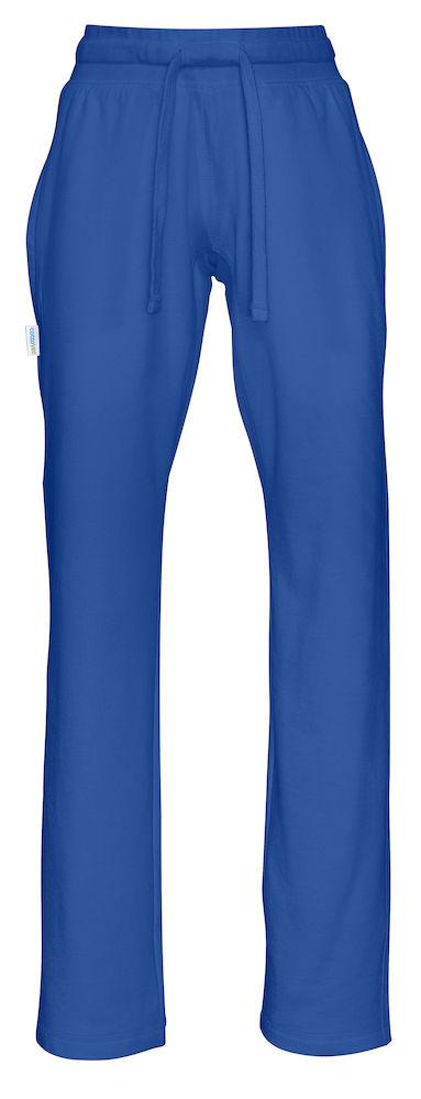 Joggingsbroek - koningsblauw - dames